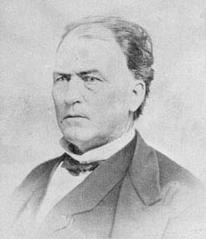Lieutenant Governor of Indiana - Jesse D. Bright, Lieutenant Governor and US Senator from Indiana; he was exiled from the United States during the American Civil War