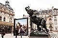 Jeune éléphant 2, Musée dOrsay 2013.jpg