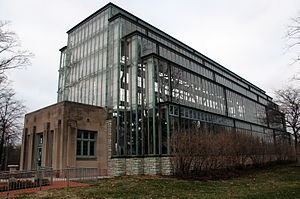 Jewel Box (St. Louis) - The Jewel Box in 2011