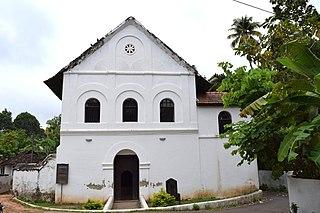 Chendamangalam Village in Kerala, India