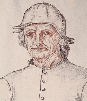 Portrait (vers 1550).