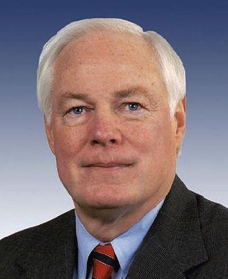 American Arts Commemorative Series medallions - Iowa Representative Jim Leach