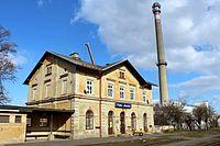 Jinonice nádraží budova od kolejí 2.jpg