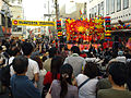 Jiyugaoka Megami Festival 2010.jpg