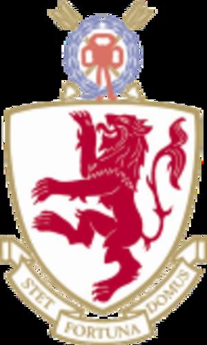 John Lyon (school founder) - Lyon arms