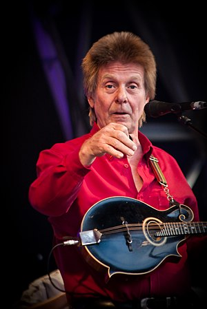Joe Brown (singer) - Brown on stage in 2010