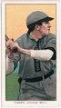 Joe Tinker, Chicago Cubs, baseball card portrait LCCN2008676401.tif