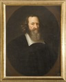 Johan Elai Terserus, 1605-1678, biskop (David Klöcker Ehrenstrahl) - Nationalmuseum - 15618.tif