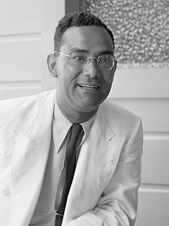 President of Suriname - Image: Johan Ferrier (1955)