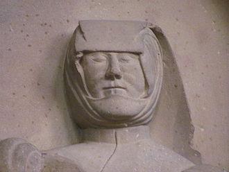 Johanna of Hanau-Lichtenberg, Countess of Eberstein - Image: Johanna von Hanau Lichtenberg