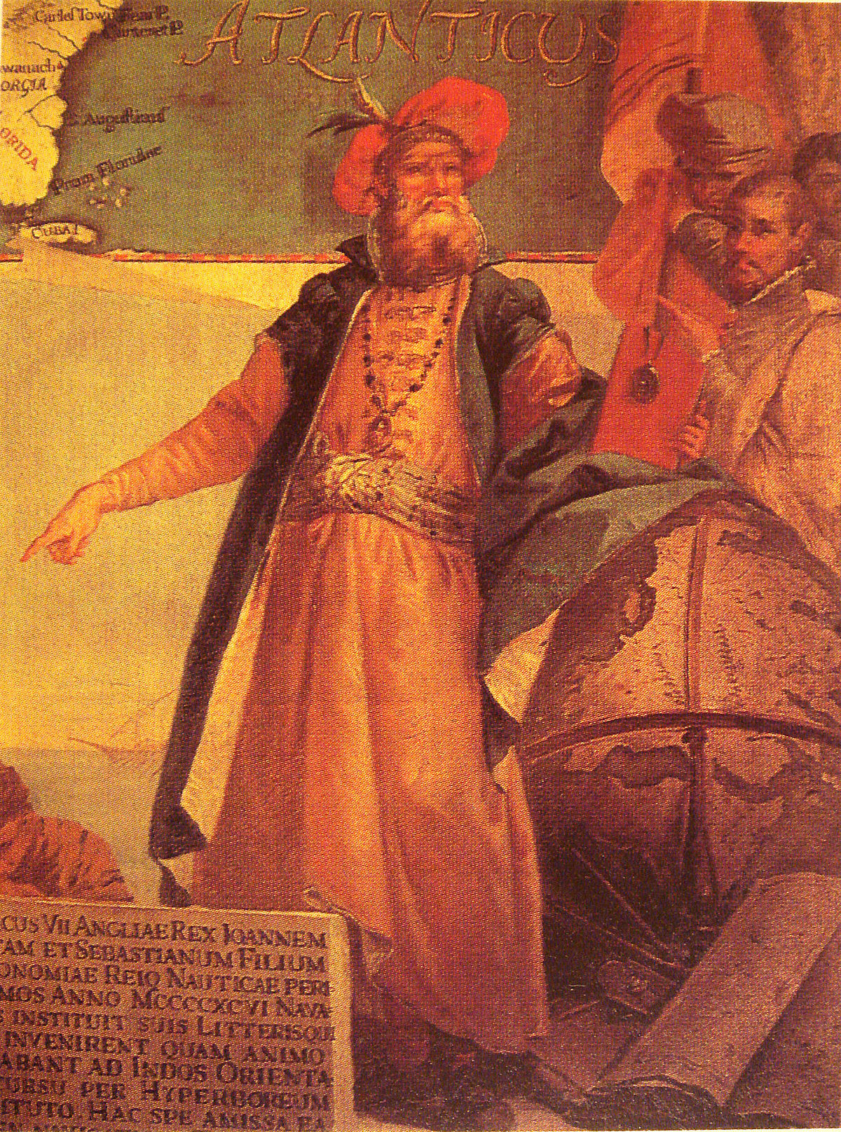 Expedition Made Successful Return From >> John Cabot Wikipedia