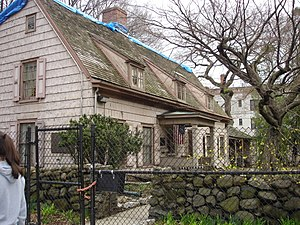 John Bowne House - Image: John Bowne House (WTM by official ly cool 077)
