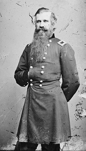 John C. Robinson - General John C. Robinson
