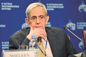 John Forbes Nash Jr. - Nash pictured in 2011