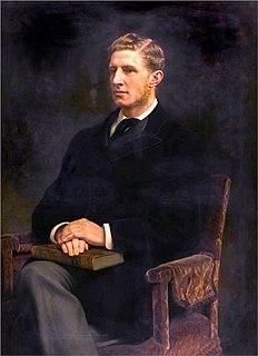 John Ramsay, 13th Earl of Dalhousie British politician