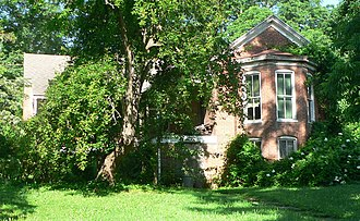 National Register of Historic Places listings in Cooper County, Missouri - Image: John S. Dauwalter house from E 1