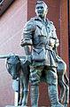John Simpson Kirkpatrick Statue in Ocean Road, South Shields.jpg