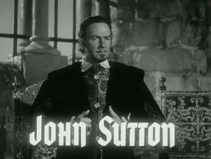 Sutton, John (1908-1963)