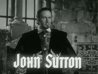 John Sutton (actor) actor