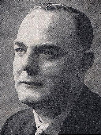 B. J. Vorster - President Balthazar Johannes Vorster