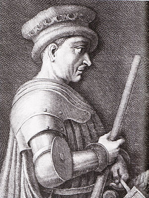 War of the Eight Saints - John Hawkwood, papal condottiere in Gregory XI's wars against Milan
