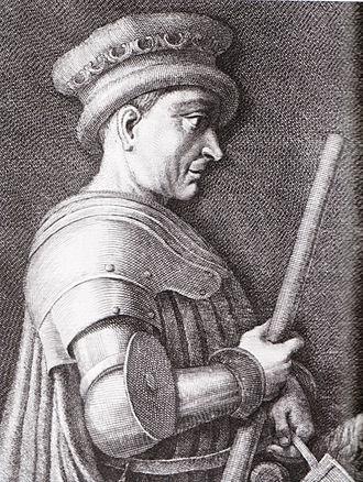 War of the Eight Saints - John Hawkwood, papal condottiere in Gregory XI's wars against Milan