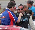 Johnny Sauter interviewed by Matt Panure Wisconsin International Raceway 2014.jpg