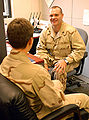Joint Task Force Guantanamo's lead attorney, Navy Capt. Patrick M. McCarthy.jpg