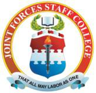 Joint Forces Staff College - Image: Jointforcesstaffcoll ege
