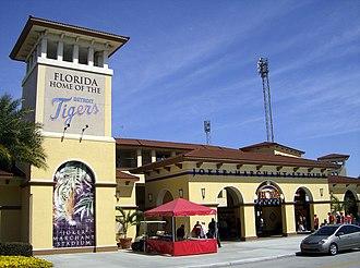 Joker Marchant Stadium - Image: Joker Marchant Stadium Lakeland FL