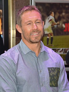 Jonny Wilkinson Rugby player