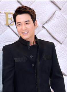 Joo Sang-wook South Korean actor