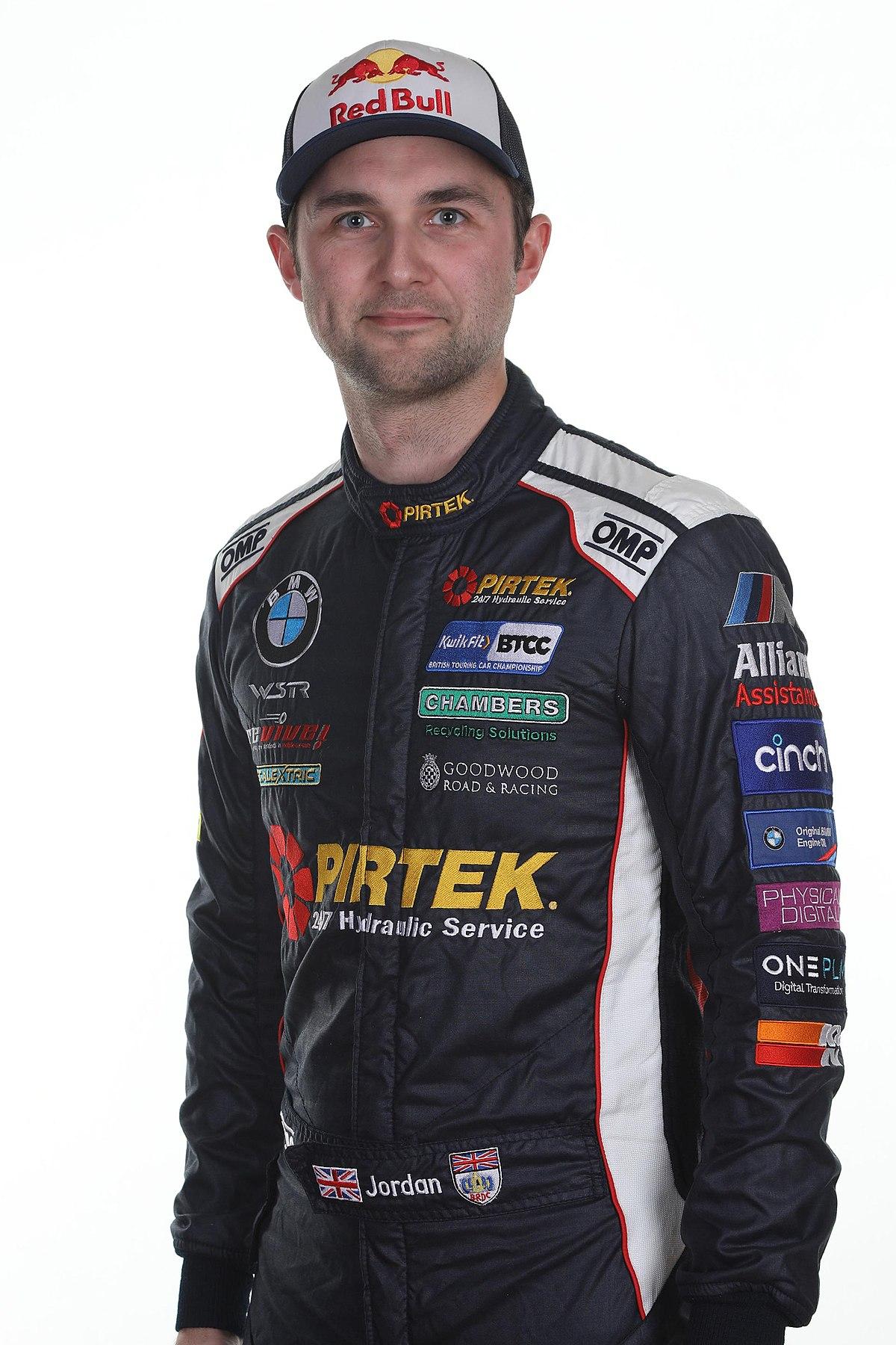 Andrew Jordan (racing driver) - Wikipedia