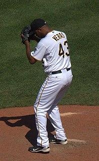 José Veras Dominican baseball player