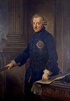 Josef Rolletschek - Friedrich II. von Preußen nach dem Original von Anna Rosina de Gasc.jpg
