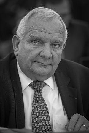 Joseph Daul - Image: Joseph Daul par Claude Truong Ngoc octobre 2013