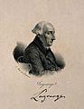 Joseph Louis Lagrange. Lithograph. Wellcome V0003313.jpg