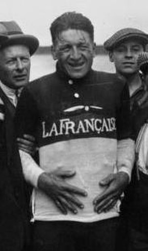 La Française (cycling team) - Joseph Mauclair in 1929