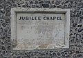 Jubilee Pentecostal Church, Somers Road, Southsea (August 2017) (Foundation Stone).JPG