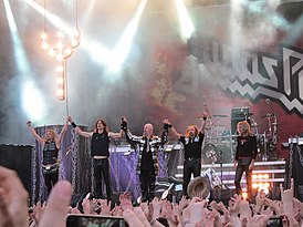 Judas Priest, päälava, Sauna Open Air 2011, Tampere, 11.6.2011 (25).JPG