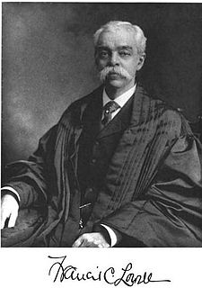 Francis Cabot Lowell (judge) American judge