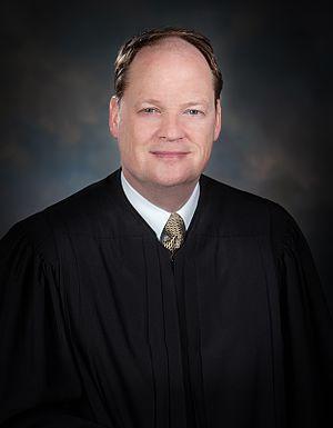 Steven Colloton - Image: Judge Steven Colloton 2016