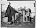Julia Griffith House, 1305-1307 South Fountain Avenue, Springfield, Clark County, OH HABS OHIO,12-SPRIF,19-5.tif