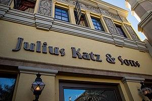 Julius the Cat - Image: Julius Katz&Sons
