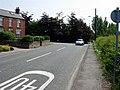 Junction of Picktree Lane and Bonemill Lane - geograph.org.uk - 182682.jpg