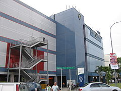 Jurong Entertainment Centre, Jul 06.JPG