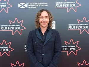 Justin Edgar - Justin Edgar at the premiere of The Marker, Edinburgh International Film Festival 2017