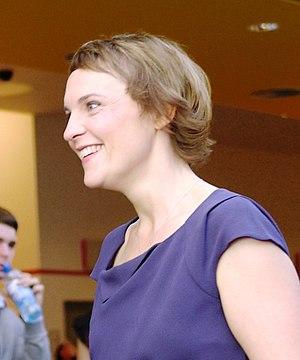 Justine Thornton - Thornton in September 2011