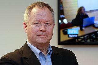 Kåre Simensen Norwegian politician
