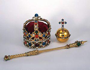 Polish Crown Jewels - Regalia of King Augustus III